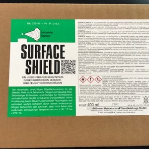 12er Karton SurfaceShield Einzeldose Alternative WD40 kathodischer korrsoionsschutz