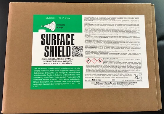12er Karton SurfaceShield