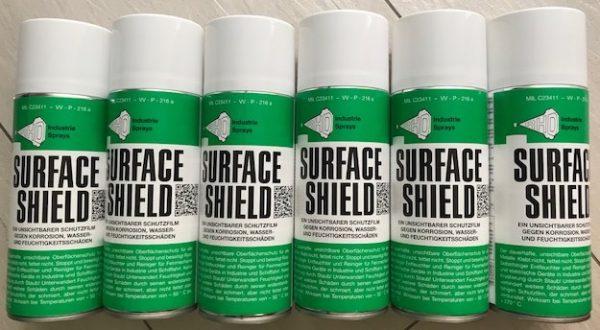 6er Karton SurfaceShield Alternative WD40 kathodischer korrsoionsschutz